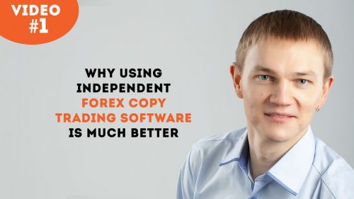 VIDEO 1: Why independent copy trading is better